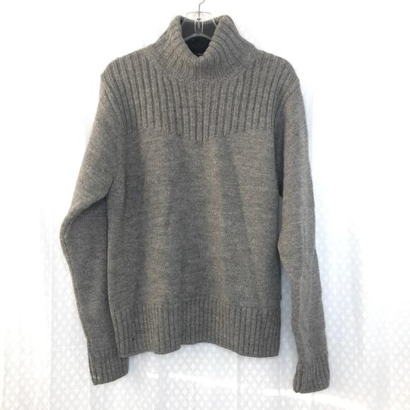 Victorinox Other - Victorinox Swiss Army Sweater Mock Neck Knit Mens